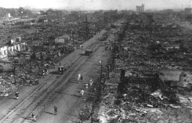 1923 earthquake