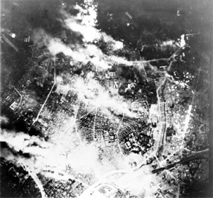 Firebombing of Tokyo on May 26th 1945